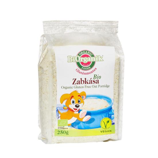 BIO Gluténmentes Zabkása  -250g