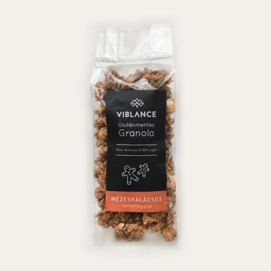Viblance mézeskalácsos granola  -250g
