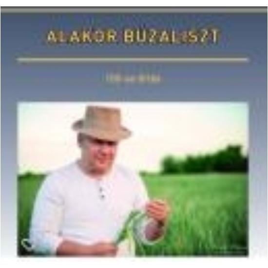 Alakor Búzaliszt  - 1kg - Magyar Családellátó