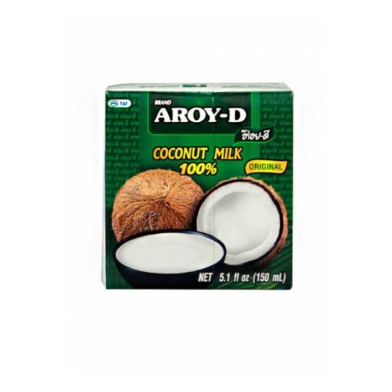 Aroy-D kókusztejszín 150ml