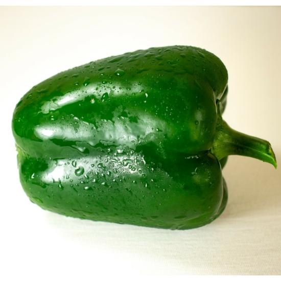 Kaliforniai paprika zöld- 0,5 kg