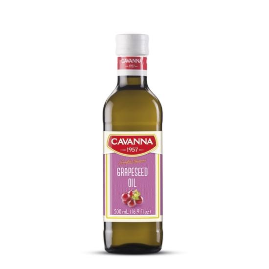 Cavanna Szőlőmag olaj 500ml