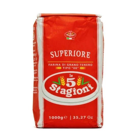 "STAGIONI ""00"" SUPERIORE pizzaliszt 1 kg"
