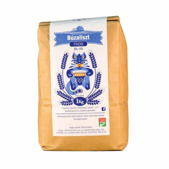 BL55 búza finomliszt -1kg