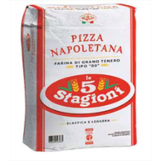 5-Stagioni pizzaliszt NAPOLETANA 1KG