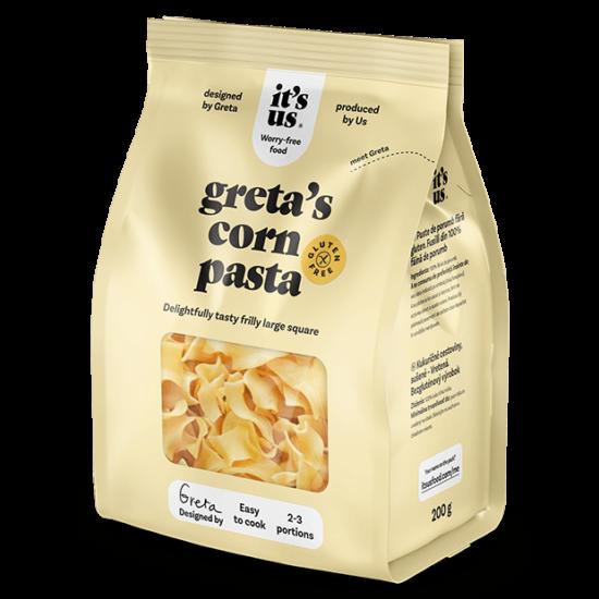 It's us Greta GM mentes kukoricatészta fodros nagykocka
