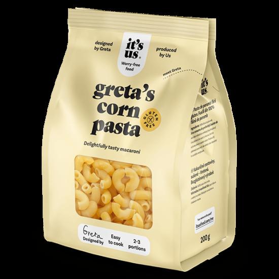 It's us Greta GM mentes kukoricatészta macaroni